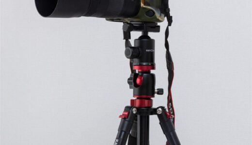 三脚レビュー Neewer 2-in-1 アルミ合金カメラ三脚一脚 センターコラム付き